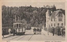 Bonn - Aufgang Zum Venusberg - Tram - Bonn