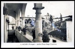 REAL PHOTO FOTO POSTCARD  CORETO  MOURA ALENTEJO BEJA PORTUGAL CARTE POSTALE - Beja