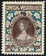 1908. Queen Charlotte Amalie. (Michel 1908) - JF168332 - Denmark (West Indies)