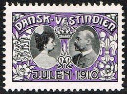 1910. Princess Marie Og Prince Valdemar. (Michel 1910) - JF168334 - Denmark (West Indies)