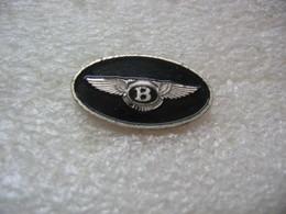 Pin's Des Automobiles De Luxe Et De Course Bentley - Pin's & Anstecknadeln