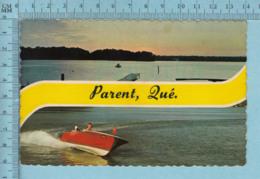 Parent Quebec - Souvenir De - A Voyagé En 1971- Postcard Carte Postale - Quebec