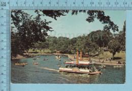 Montreal  Quebec - Embarcation Au Parc Lafontaine  - A Voyagé En 1968 - Postcard Carte Postale - Montreal