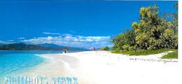 CPA-1995-NOUVELLE-CALEDONIE -ILOT Du LAGON SUD Plage-Edit Solaris-Ft 10,5 X21 Cm-TBE - New Caledonia