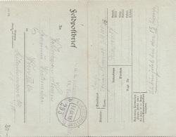 K.K.Feldpostbrief 1916 - 1914-18