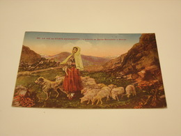 LA VIE DE SAINTE BERNADETTE - Cartes Postales