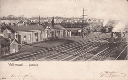 55-Welkenraedt-Bahnhof - Stazioni Con Treni