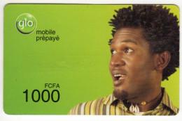 BENIN Prepayé GLO 1000 FCFA - Bénin