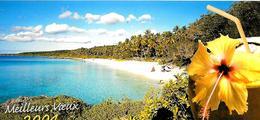 CPA-1995-NOUVELLE-CALEDONIE -ILE De LIFOU-Plage De PING-Edit Footprint-Ft 10,5 X21 Cm-TBE - New Caledonia