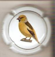 PLACA DE CAVA CAL LLUSIA DE UN PAJARO DURBEC (CAPSULE)  BIRD - Placas De Cava