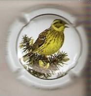 PLACA DE CAVA CAL LLUSIA DE UN PAJARO-BIRD  (CAPSULE) VERDEROLA - Sparkling Wine