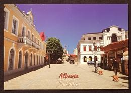 View From Shkodra, Scutari, Skadar, Albania, Shqipëria - Albania