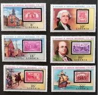 Liberia   1975 American Revolution Bicentennial - Liberia