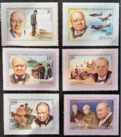 Liberia   1975 Winston Churchill - Liberia