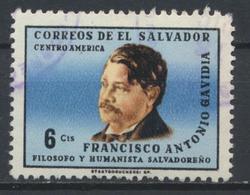 °°° EL SALVADOR - Y&T N°709 - 1965 °°° - El Salvador