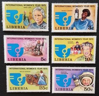 "Liberia   1975 Intl. Women""s Year - Liberia"