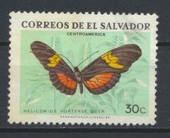 °°° EL SALVADOR - Y&T N°739 - 1969 °°° - El Salvador