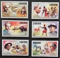 Liberia   1975 Dr. Albert Schweltzer  Birth Centenary - Liberia