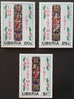 Liberia  1977 Christmas - Liberia