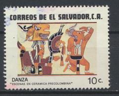 °°° EL SALVADOR - Y&T N°899 - 1982 °°° - El Salvador