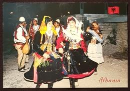 Traditional Dress With Xhubleta, Malesia E Madhe, Shkodra, Scutari, Albania, Shqipëria - Albania