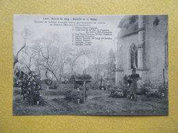 SOMPUIS. La Bataille De La Marne. Les Tombes Des Soldats Français. - Other Municipalities