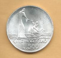 Vatican City - Paul VI - 500 Lire - 1978 - KM139 - Vatican