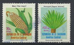 °°° EL SALVADOR - Y&T N°961/69 - 1985 °°° - El Salvador