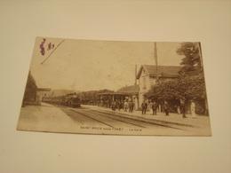 SAINT BRICE SOUS FORET LA GARE 1918 - Saint-Brice-sous-Forêt