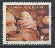 °°° EL SALVADOR - Y&T N°995 - 1986 °°° - El Salvador