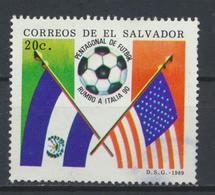 °°° EL SALVADOR - Y&T N°1053 - 1989 °°° - El Salvador