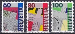 Switzerland/1993 - Swiss Stamps/Schweizer Briefmarken/Timbres-poste Suisses - Set - USED - Gebraucht