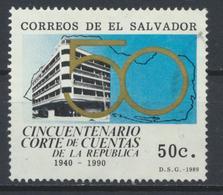 °°° EL SALVADOR - Y&T N°1071 - 1989 °°° - El Salvador