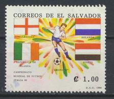 °°° EL SALVADOR - Y&T N°1085 - 1990 °°° - El Salvador