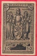 Allemagne 1 Notgeld De 50 Pfenning  Stadt Remda In Thur Dans L 'état  N °2778 - [ 3] 1918-1933 : République De Weimar