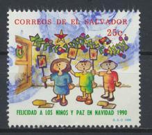 °°° EL SALVADOR - Y&T N°1096 - 1990 °°° - El Salvador
