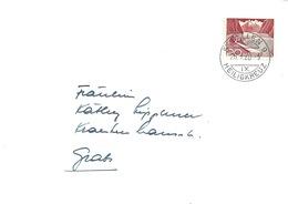 Brief  St.Gallen 9 Heiligkreuz - Grabs           1960 - Covers & Documents