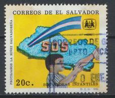 °°° EL SALVADOR - Y&T N°1108 - 1991 °°° - El Salvador