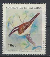 °°° EL SALVADOR - Y&T N°1127 - 1991 °°° - El Salvador