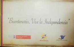 O) 1999 ECUADOR, BICENTENNIAL -LIVE INDEPENDENCE. FDB XF - Ecuador