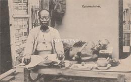 Java   Opiumschiver  Ja288 - Postcards