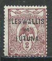Wallis Et Futuna YT N°2 Le Cagou Oblitéré ° - Oblitérés