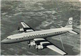 AK Südflug, Douglas DC-7 Um 1960 - 1946-....: Moderne