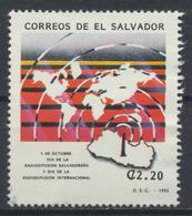 °°° EL SALVADOR - Y&T N°1159 - 1992 °°° - El Salvador