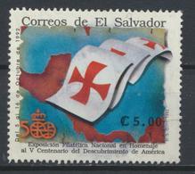 °°° EL SALVADOR - Y&T N°1162 - 1992 °°° - El Salvador
