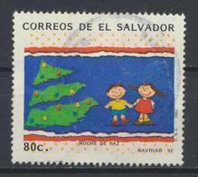 °°° EL SALVADOR - Y&T N°1162A - 1992 °°° - El Salvador