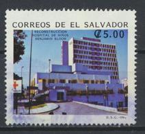 °°° EL SALVADOR - Y&T N°1170 - 1993 °°° - El Salvador