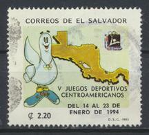 °°° EL SALVADOR - Y&T N°1187 - 1993 °°° - El Salvador