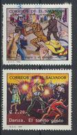 °°° EL SALVADOR - Y&T N°1200/1 - 1994 °°° - El Salvador