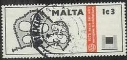 1975 1c3m Architecture, Used - Malta